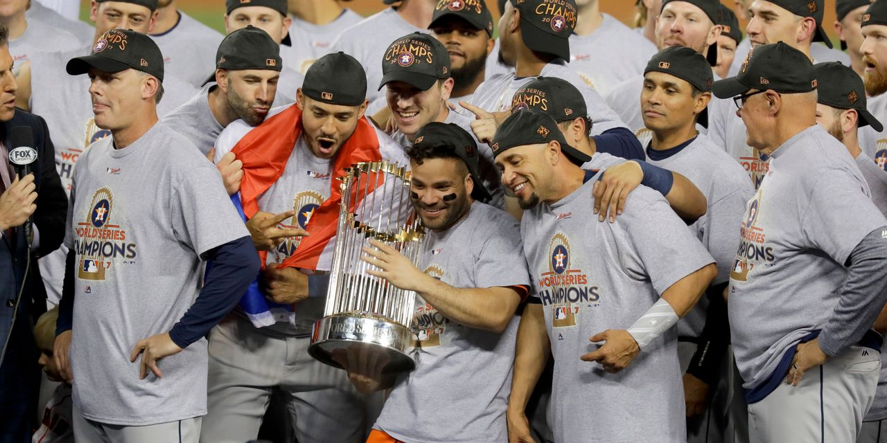 Astros Players Cheated. Baseball Wanted Answers. So They Made a Deal.