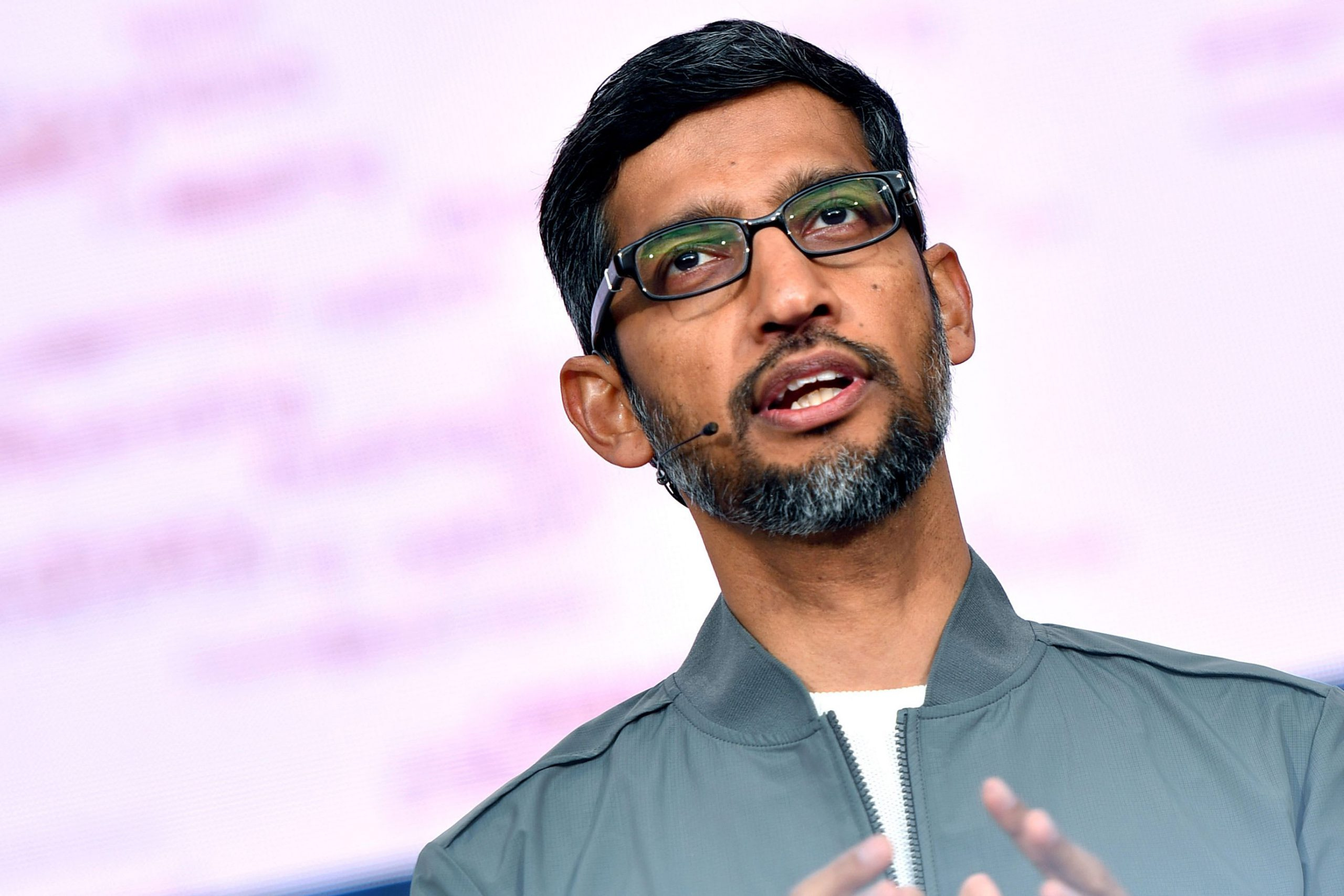 New Alphabet CEO Sundar Pichai hints at greater discipline and outside investors for long-term bets