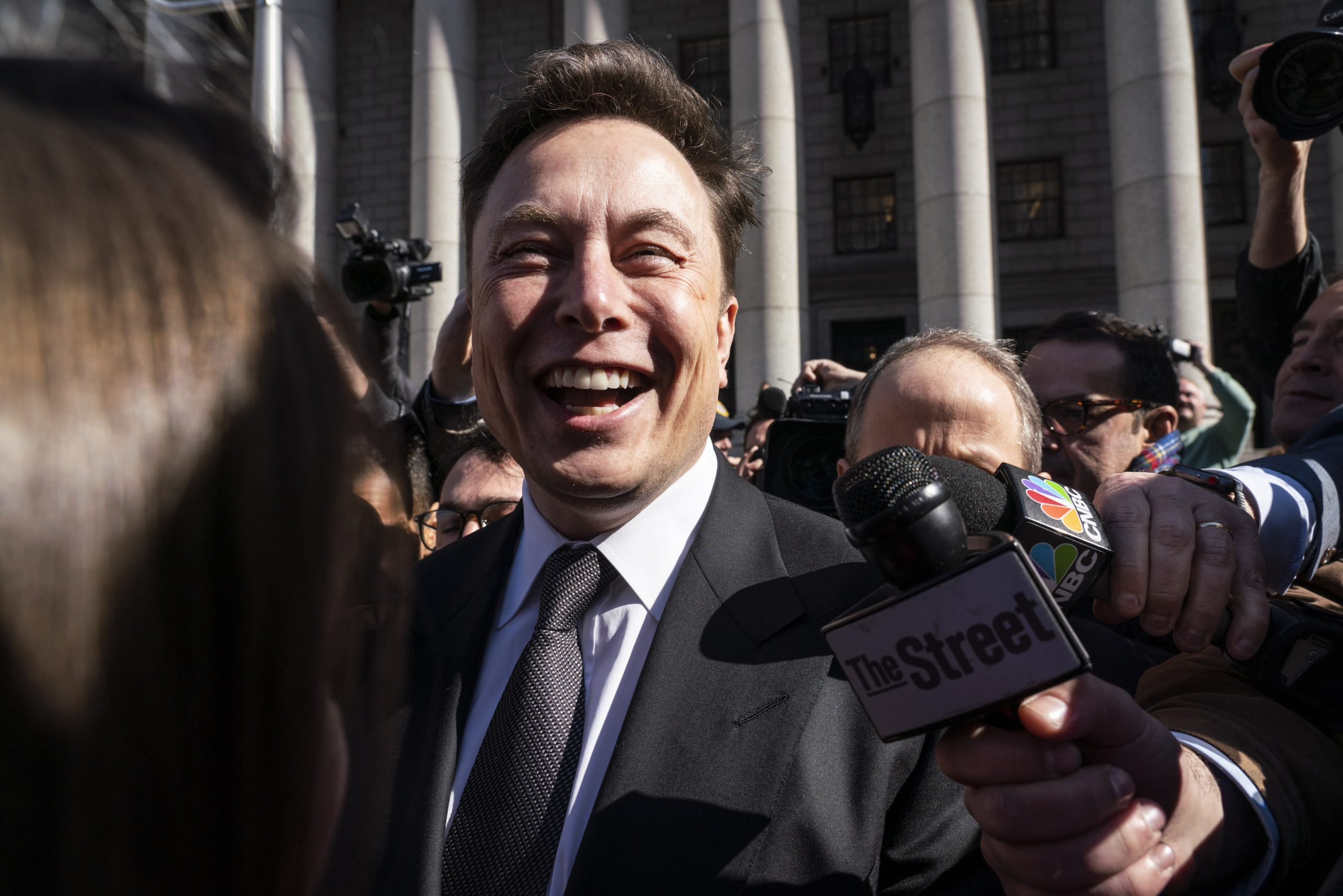 Stocks making the biggest moves midday: Tesla, Capital One, Northern Trust, IBM & more