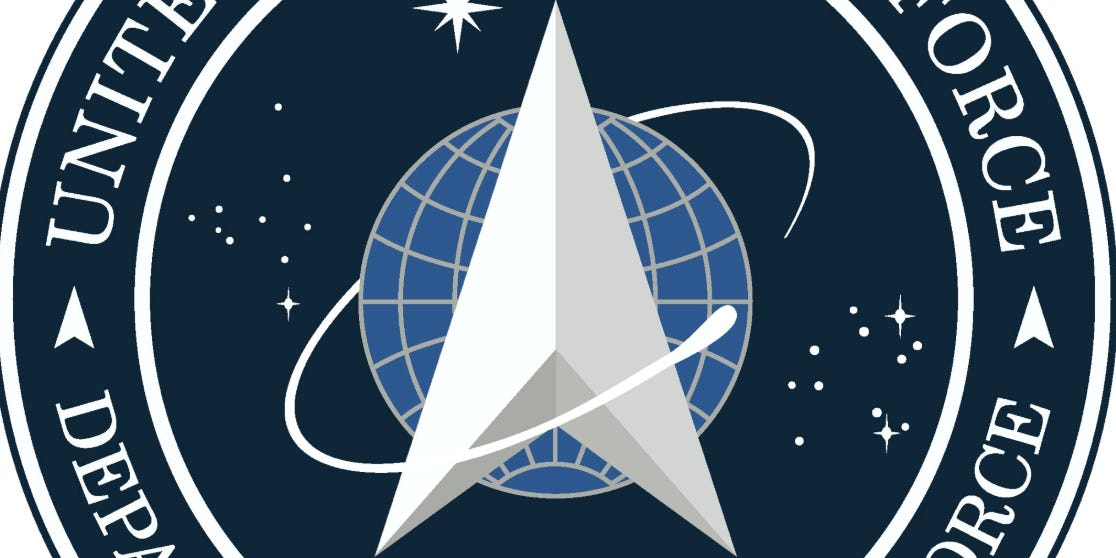 New Space Force logo unveiled by Trump mocked as a 'Star Trek' rip-off