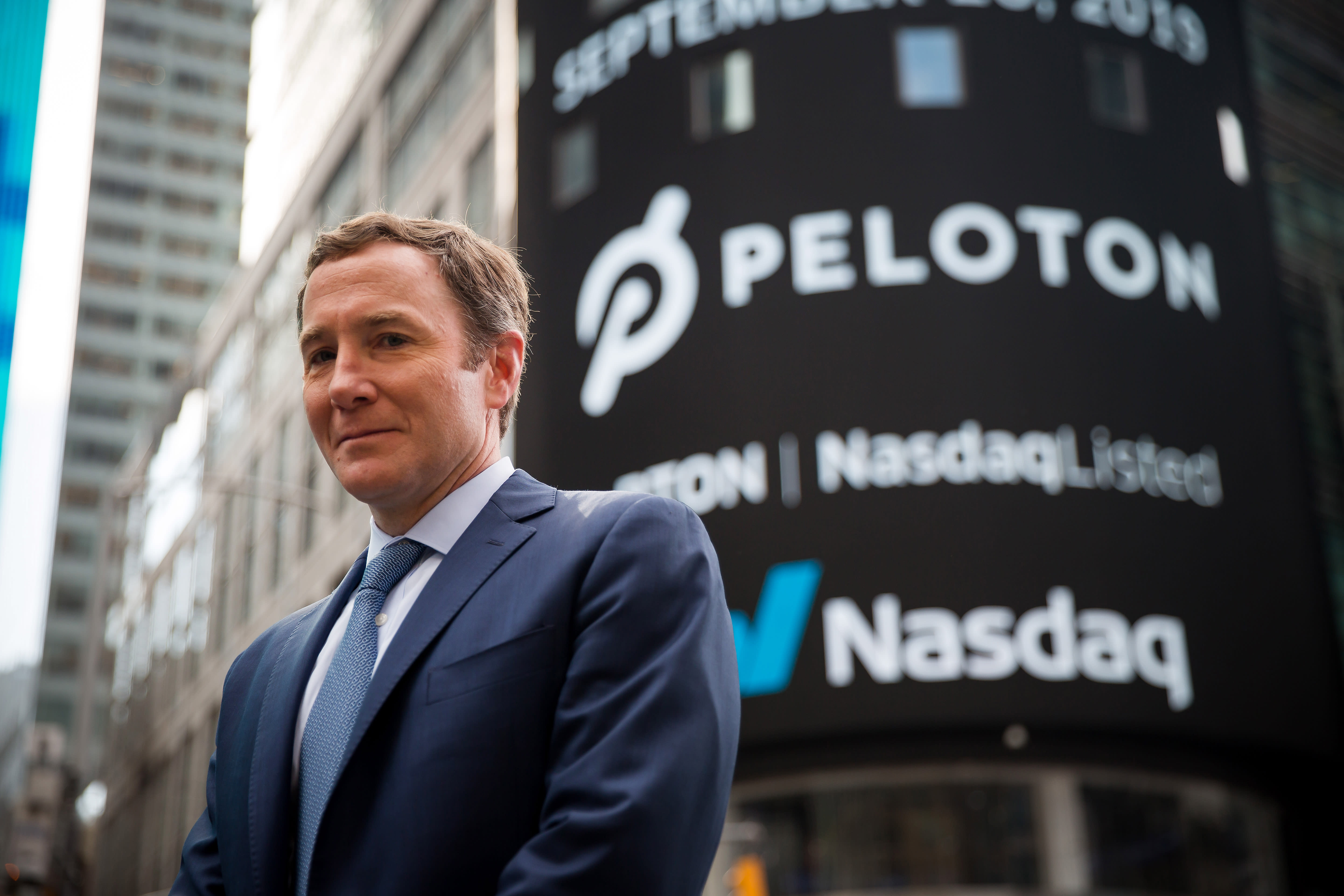 Wall Street analysts say these stocks have strong growth stories, including Peloton & Pinterest
