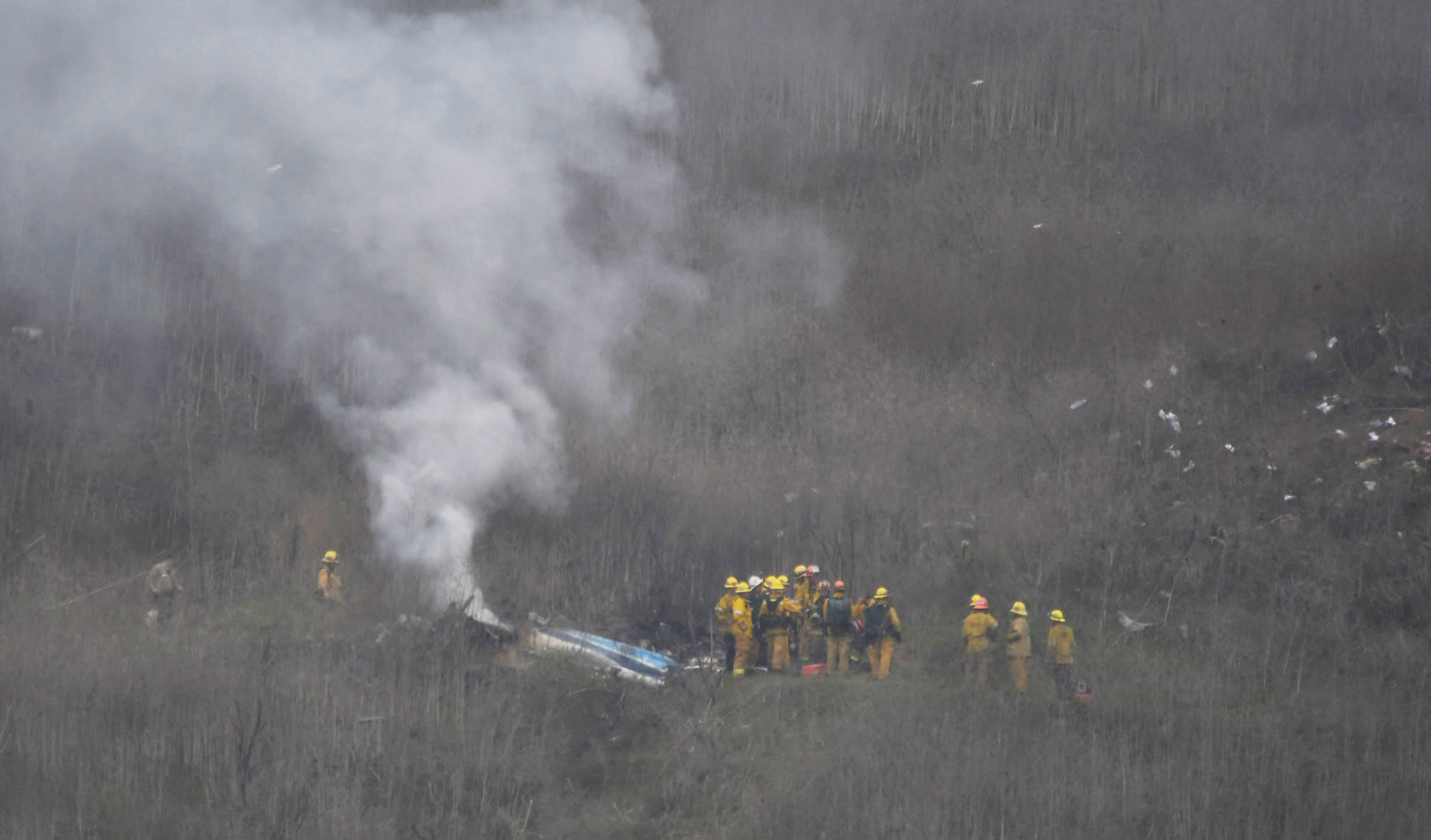 NTSB launches investigation into helicopter crash that killed Kobe Bryant, 8 others