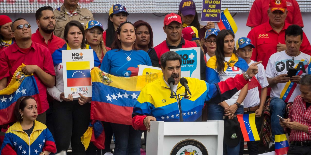 Why the U.S. Bid for Regime Change in Venezuela Faltered