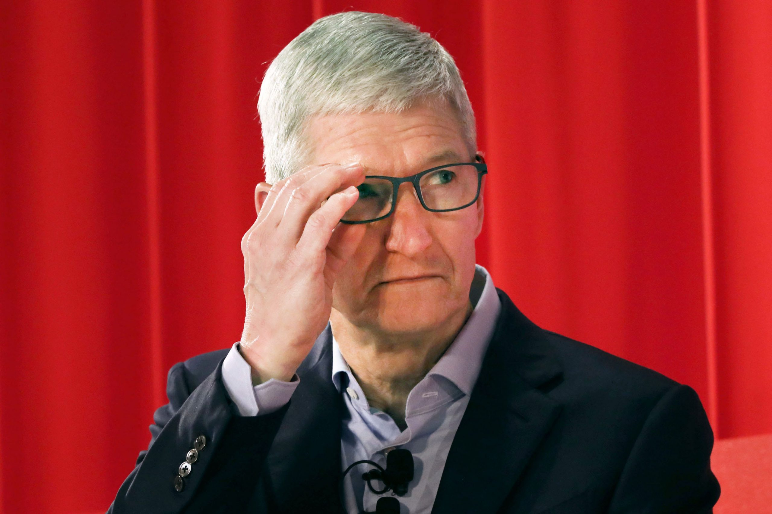 Tim Cook says Apple has shut one store in China and is restricting employee travel because of coronavirus