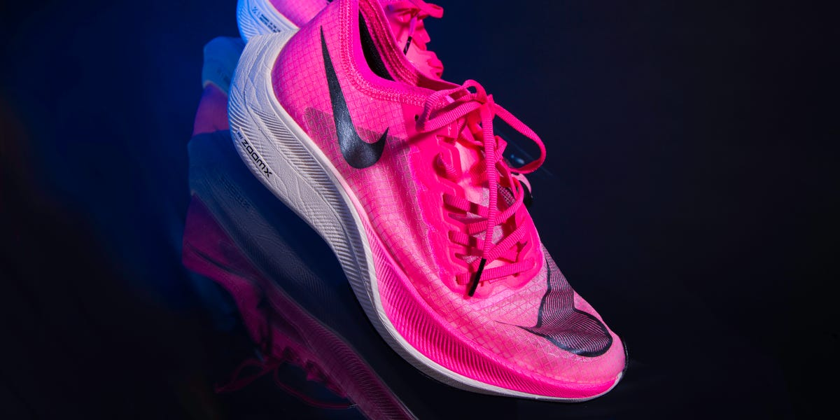 Nike Vaporfly shoes will not be banned, The Guardian reports