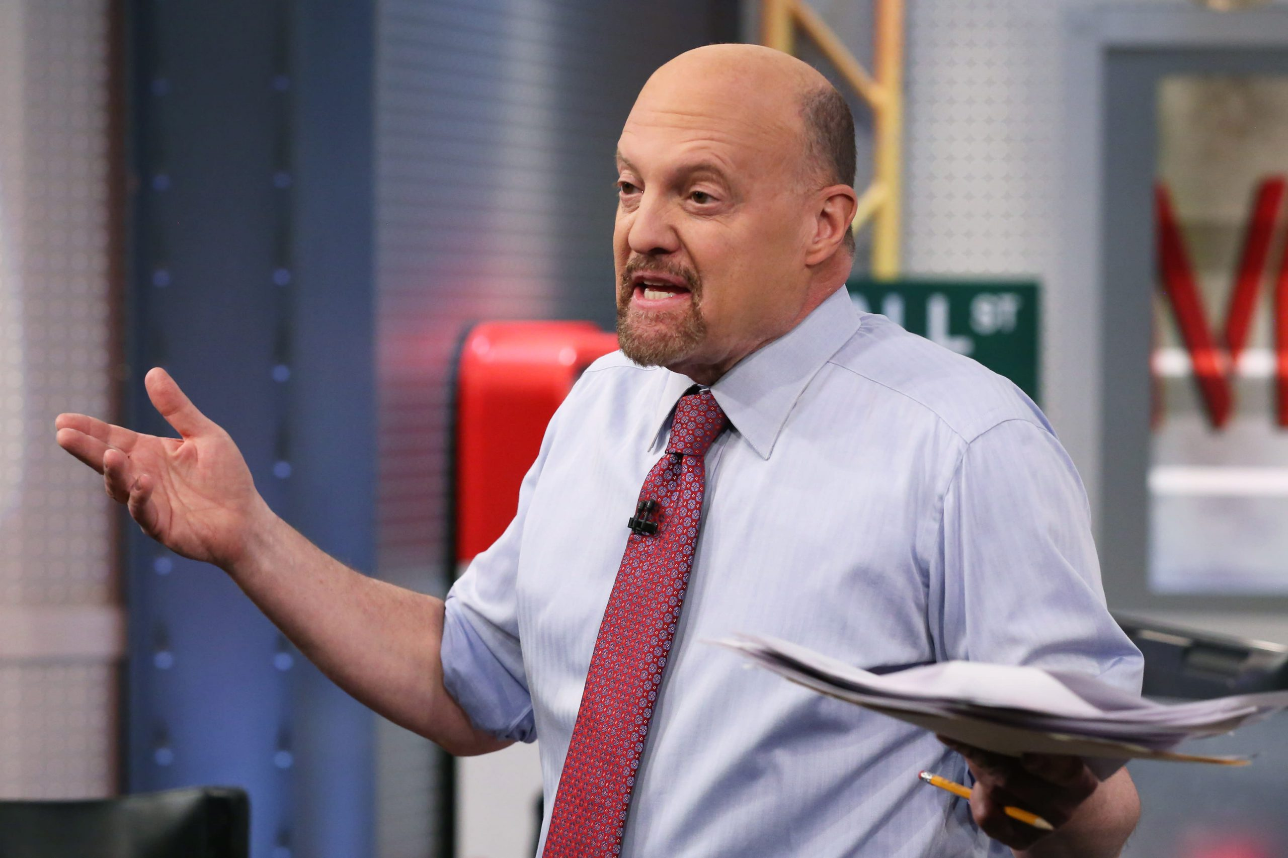 Everything Jim Cramer said about the stock market on 'Mad Money,' including Apple's quarter, Tesla's high expectations, Masimo CEO