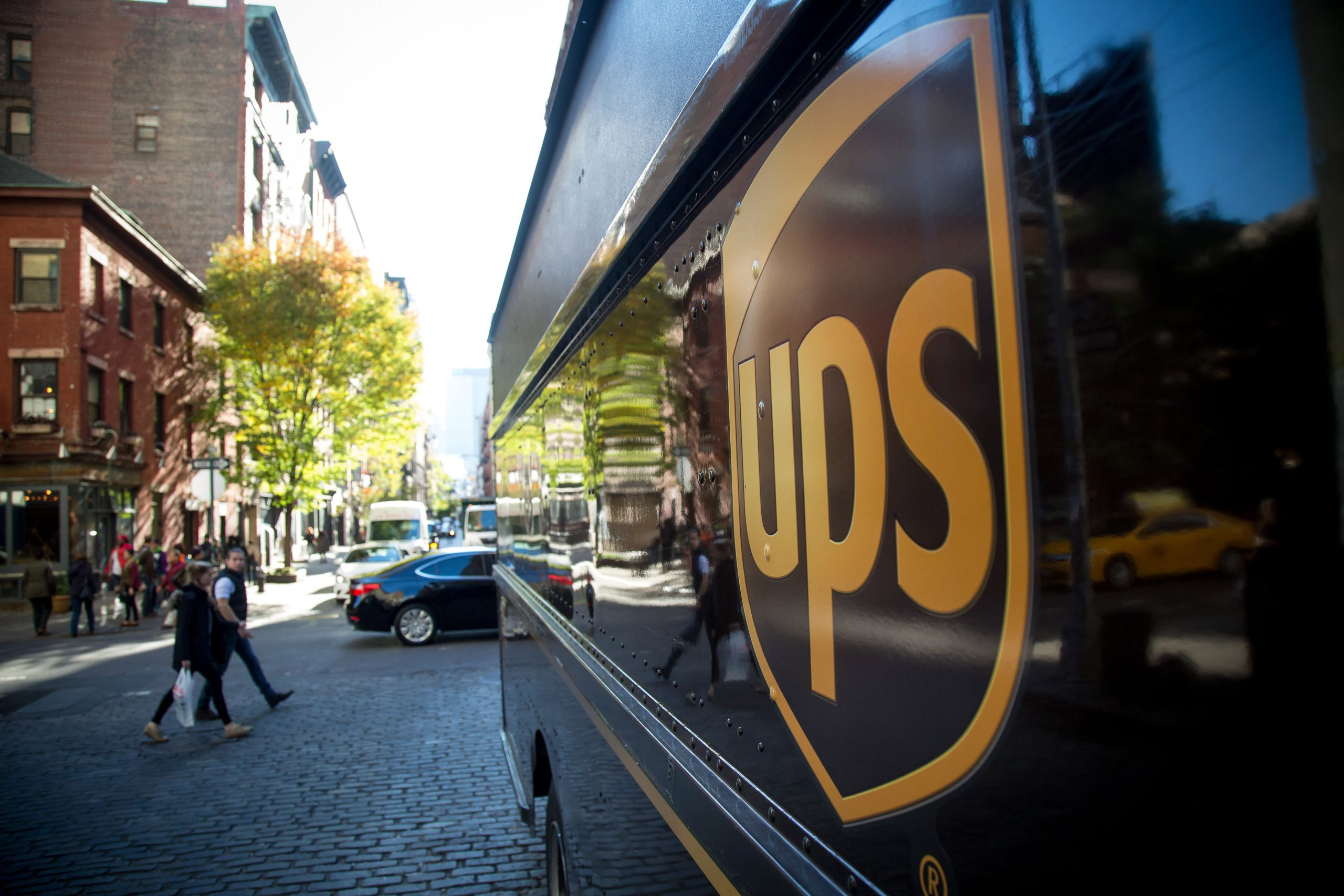 UPS is eyeing a driverless and electric future for its fleet as it focuses on e-commerce
