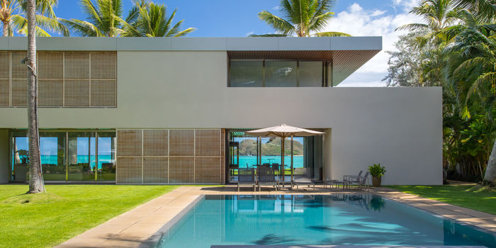 A Modern Oahu Compound Is Crowned the 2019 House of the Year