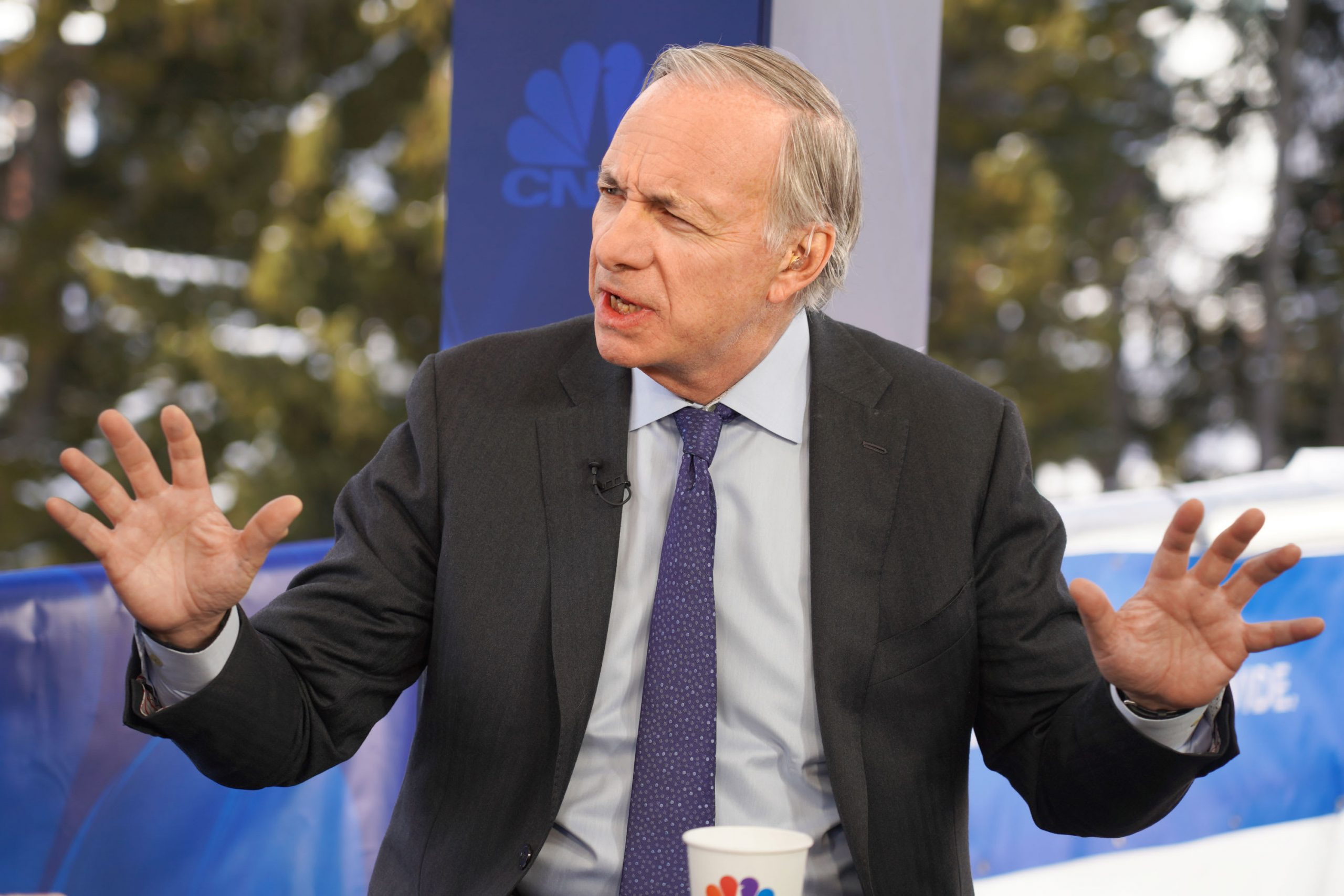 Here's the investment strategy Bridgewater's Ray Dalio is using to deal with coronavirus