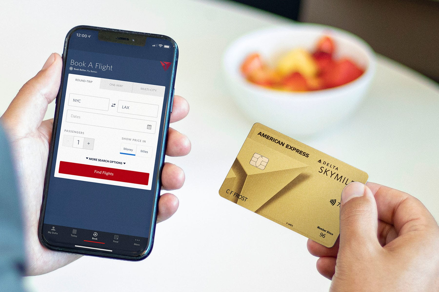 Delta Amex credit cards relaunch with new benefits and limited-time bonus offers