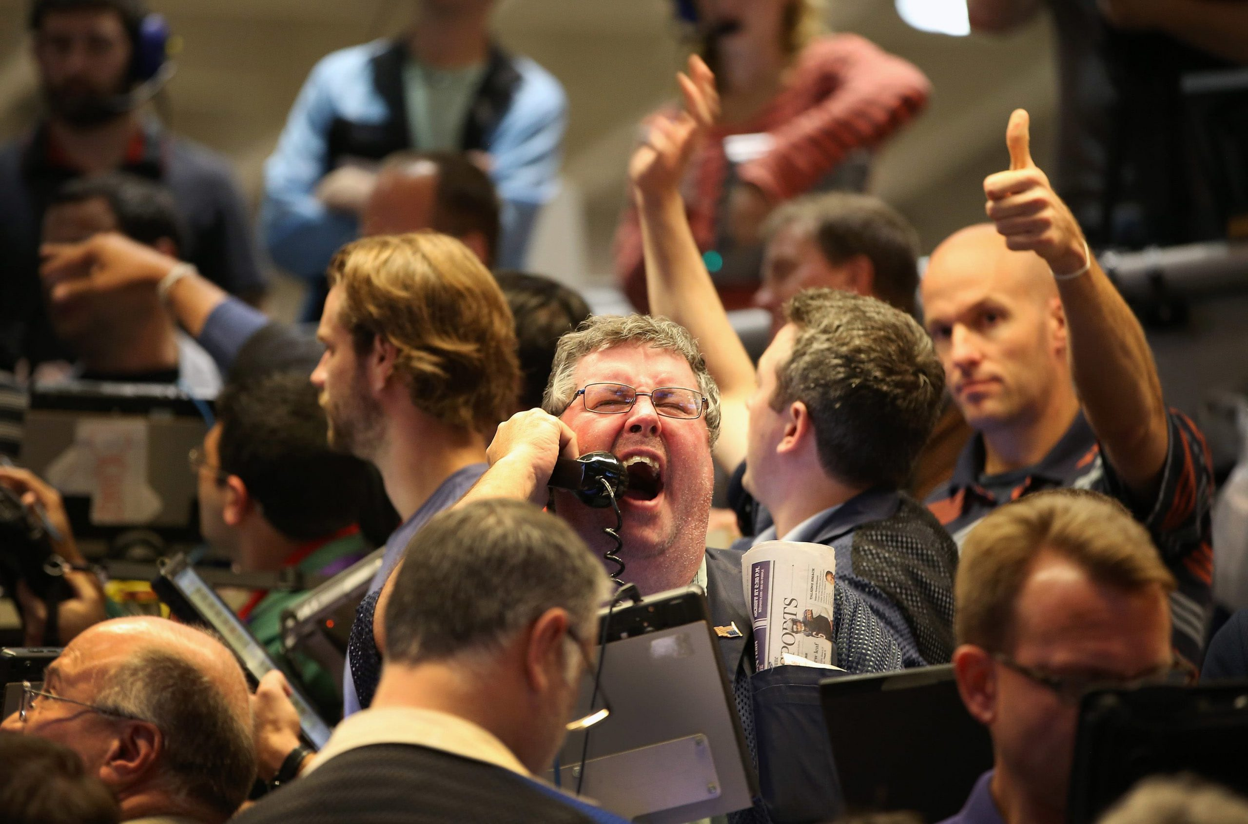 Stocks stumble into February, one of the weakest months for stocks