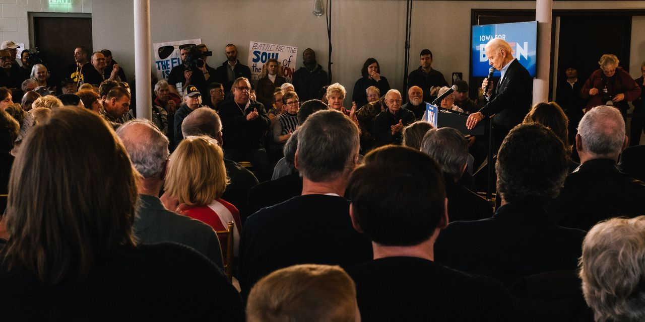 Democrats Play Game of Expectations Ahead of Iowa Vote