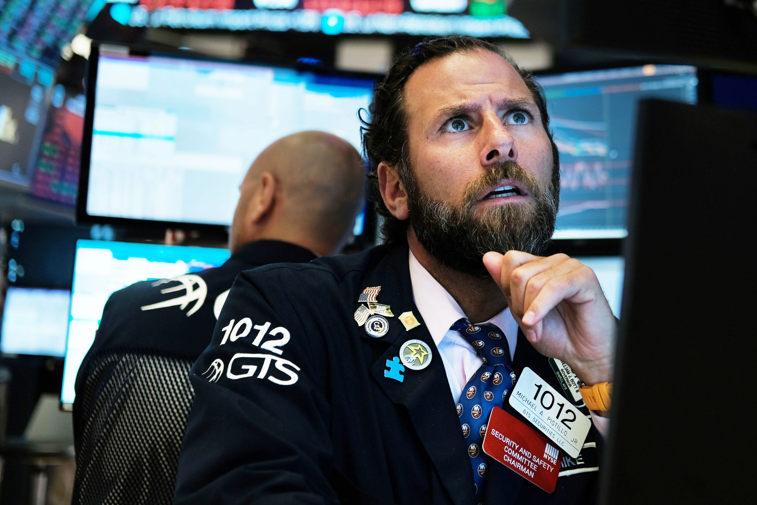 An analysis of the market sell-off: What's likely causing it and how worried you should be