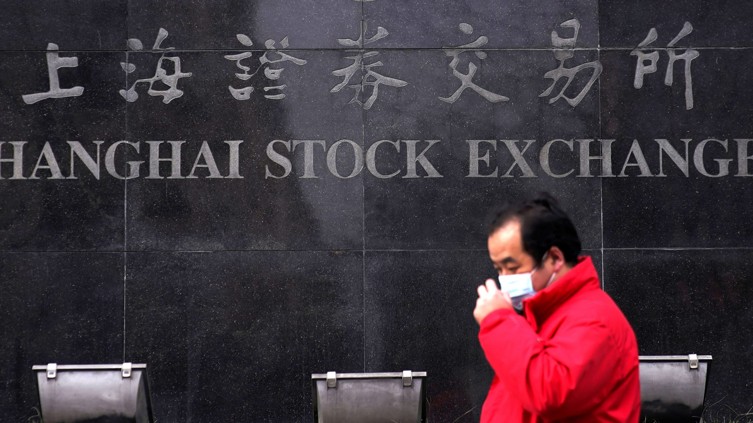 Stock market live updates: Dow futures up 130, Nike jumps, China stocks plunge on coronavirus