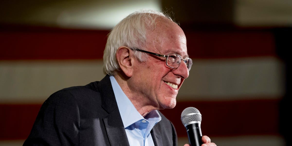 Bernie Sanders said he expects to do 'very, very well' in Iowa amid delay in results