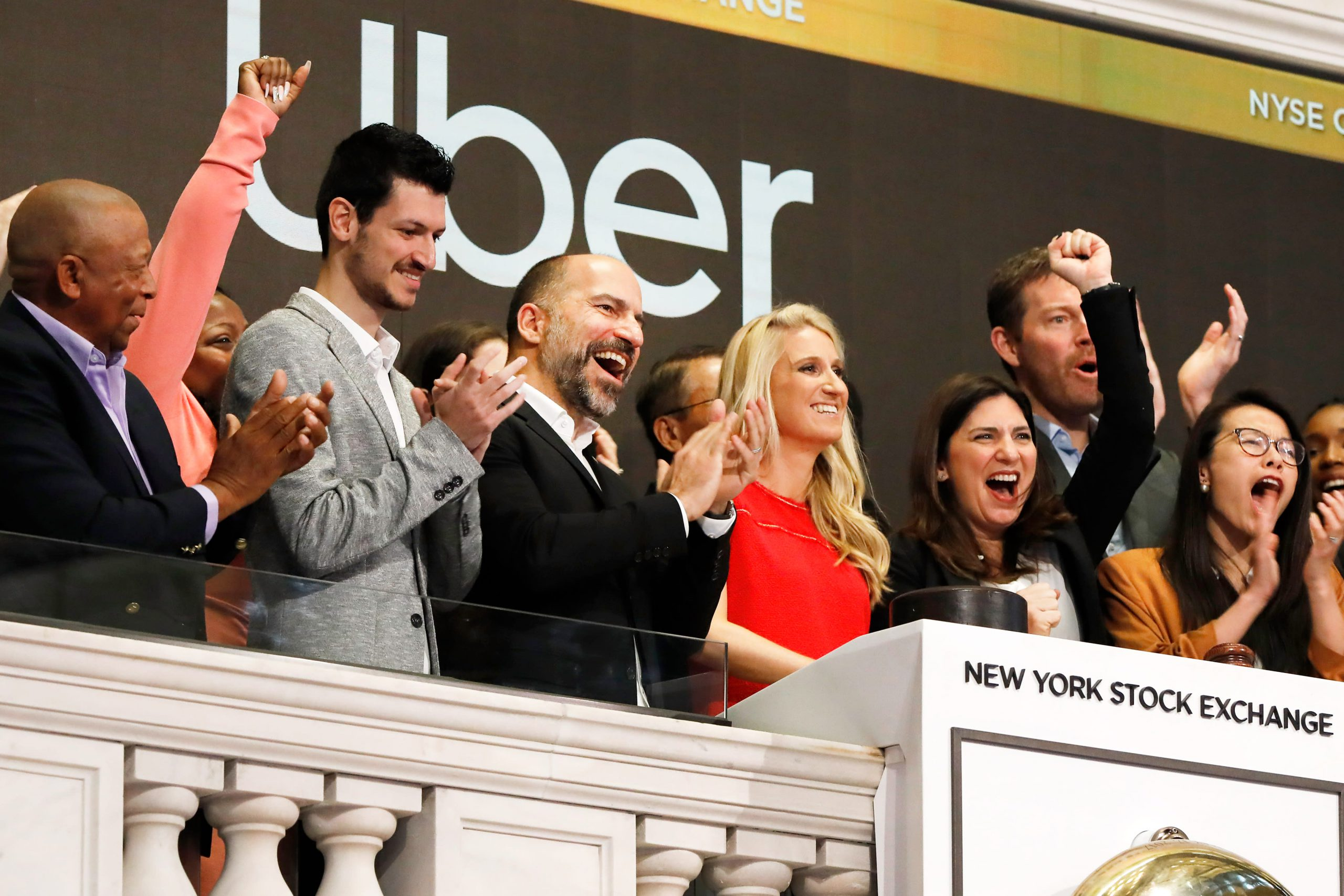 Uber surprised investors with a key profitability goal, and the stock is rising