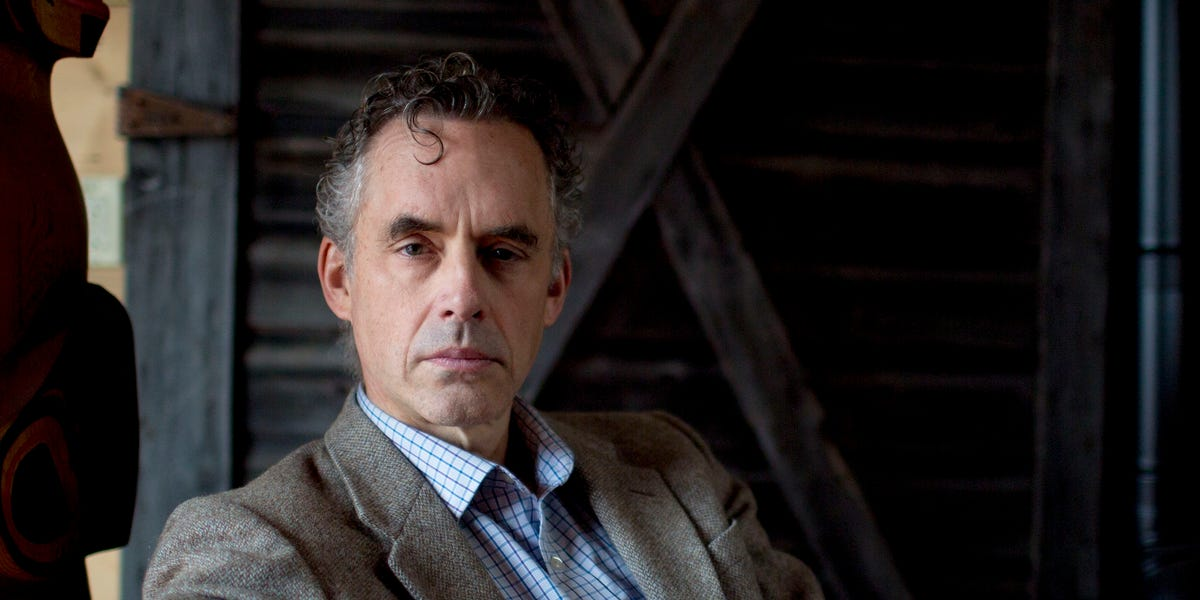 Jordan Peterson treated in Russia for addiction, daughter says