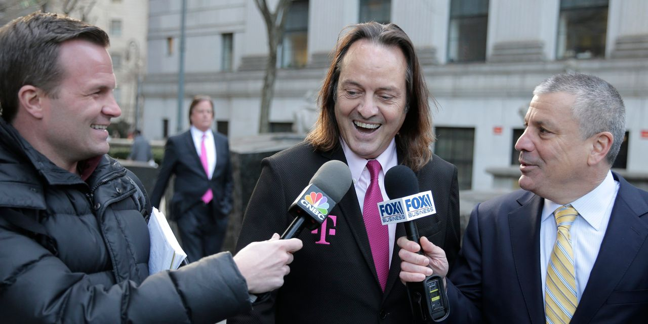 Judge Approves Merger of T-Mobile and Sprint