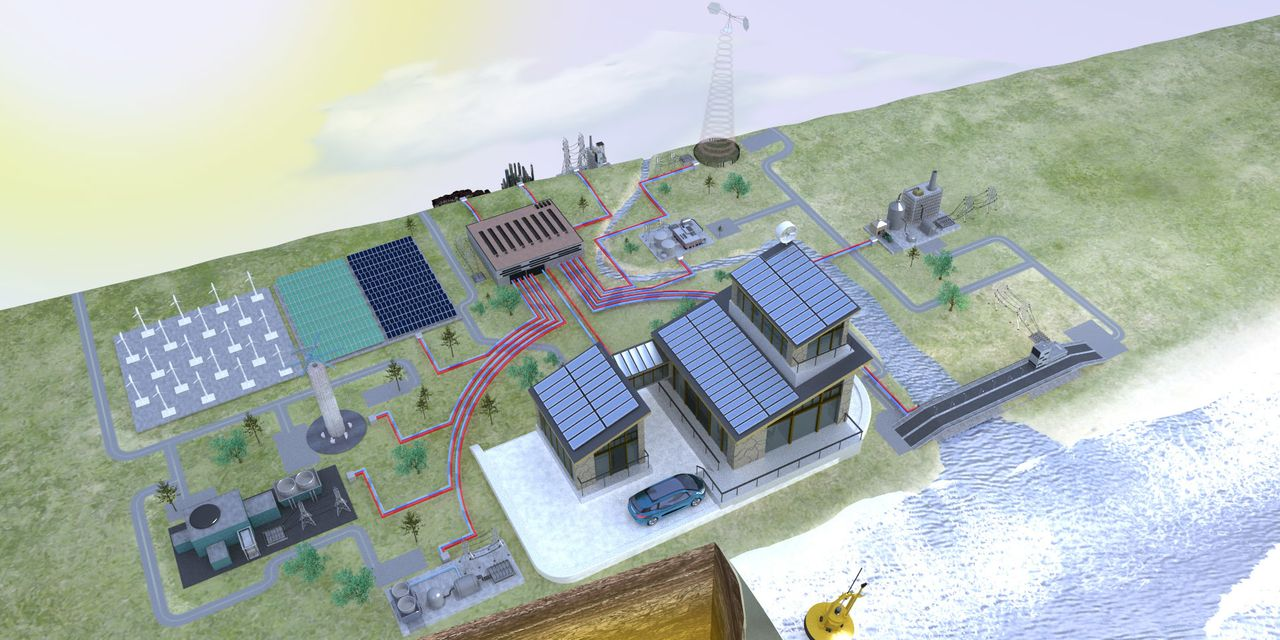 What's Next for the Energy Grid