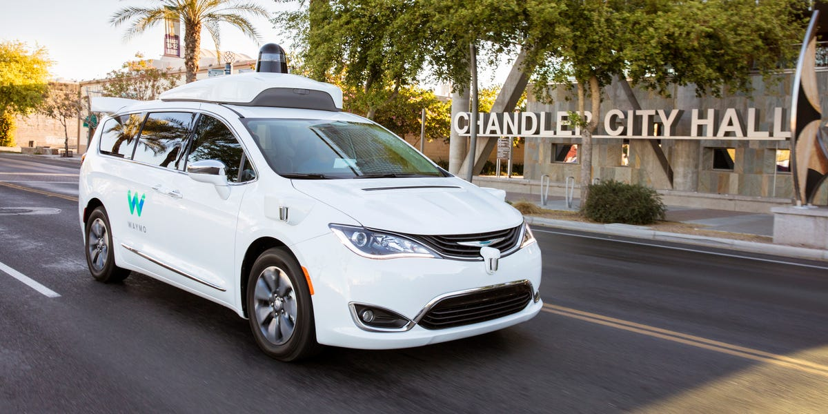 Former Waymo driver accused of intentionally causing crash
