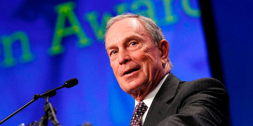 Michael Bloomberg's employees created a book purportedly full of his offensive quotes. H…