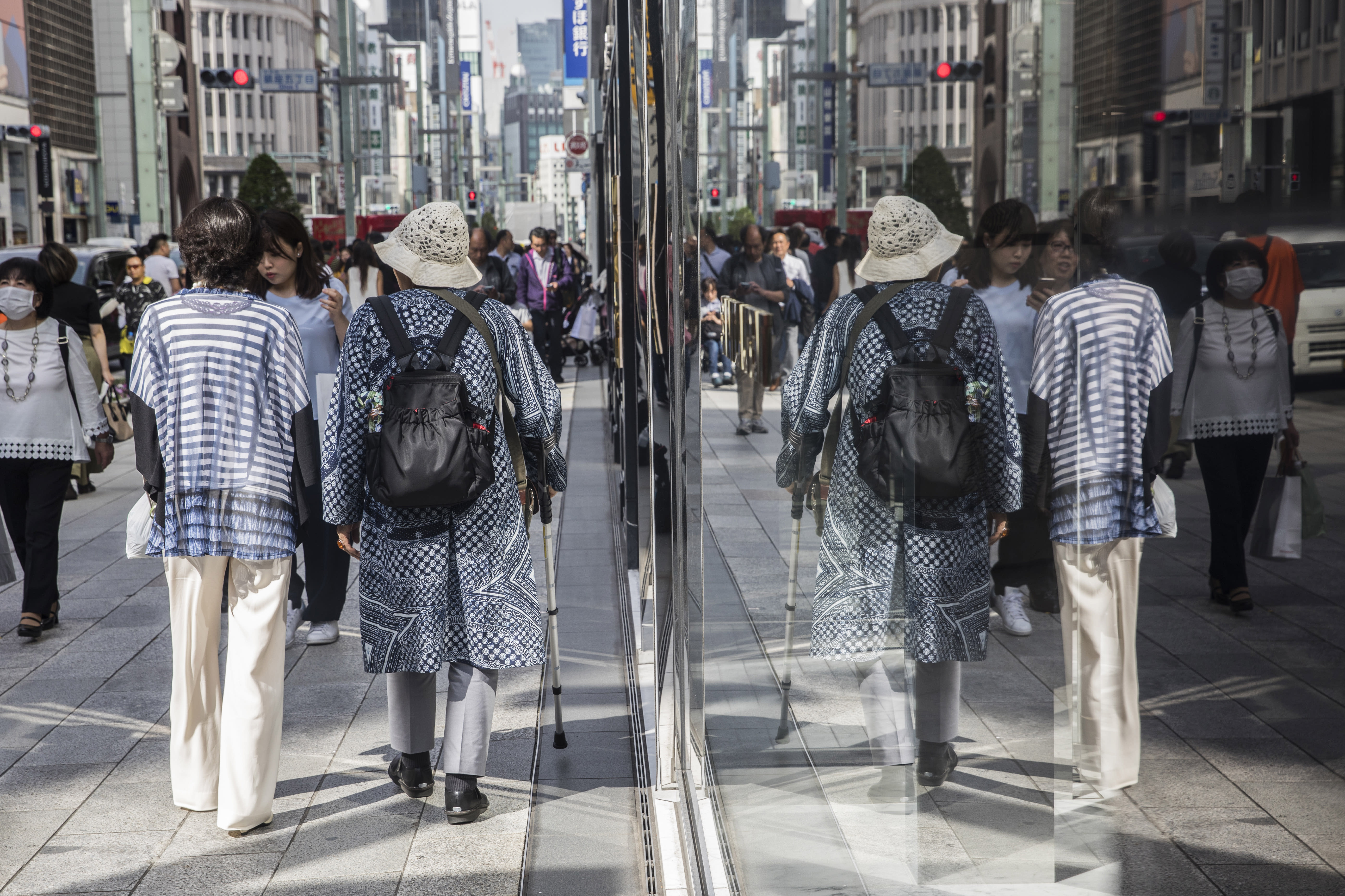 Japan's economy shrinks at fastest pace in 6 years, virus clouds outlook