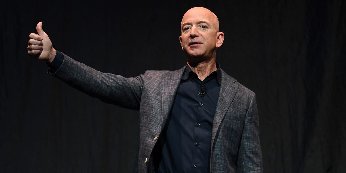 Jeff Bezos says he's giving $10 billion to fight climate change