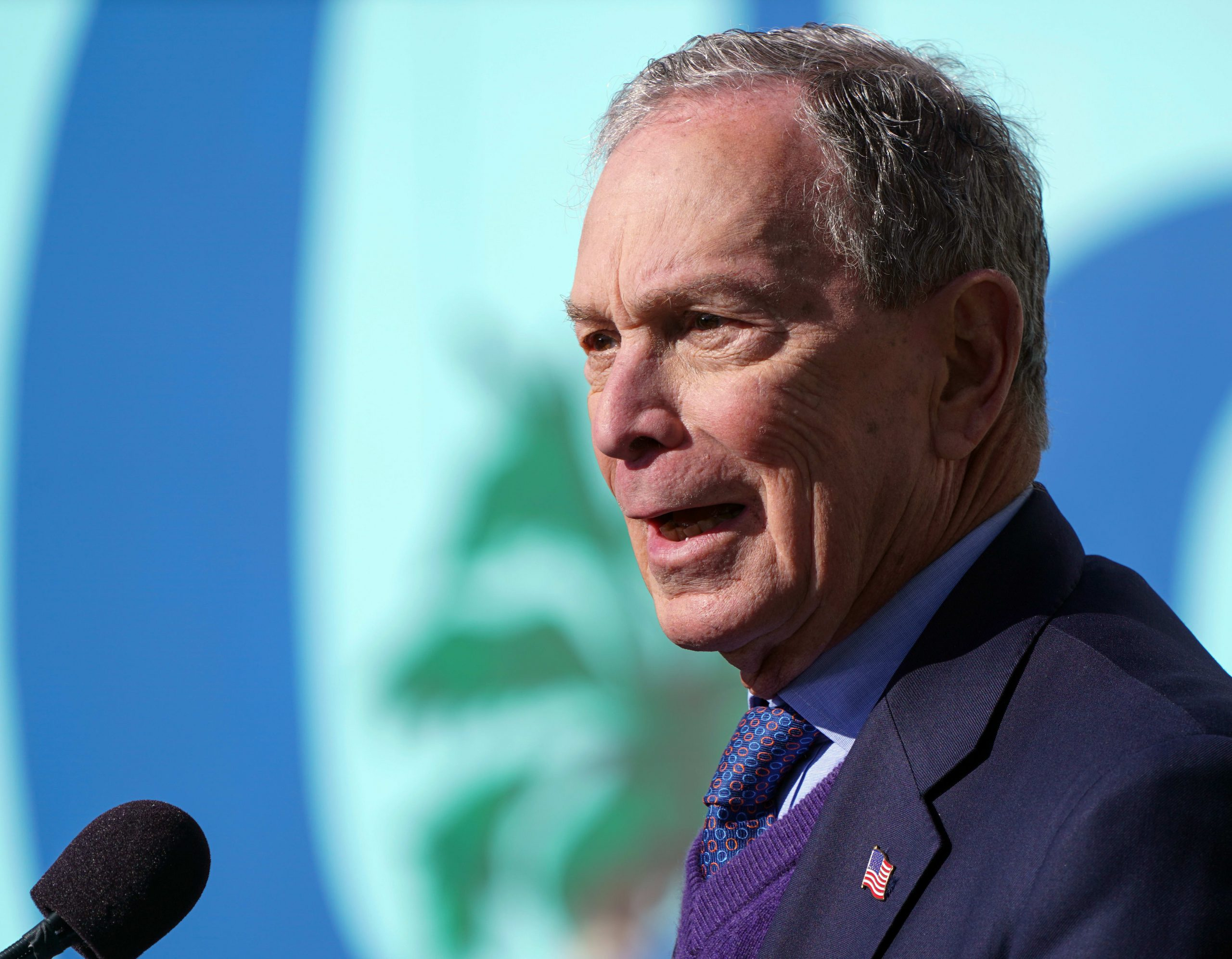 Mike Bloomberg's proposed Wall Street transaction tax explained