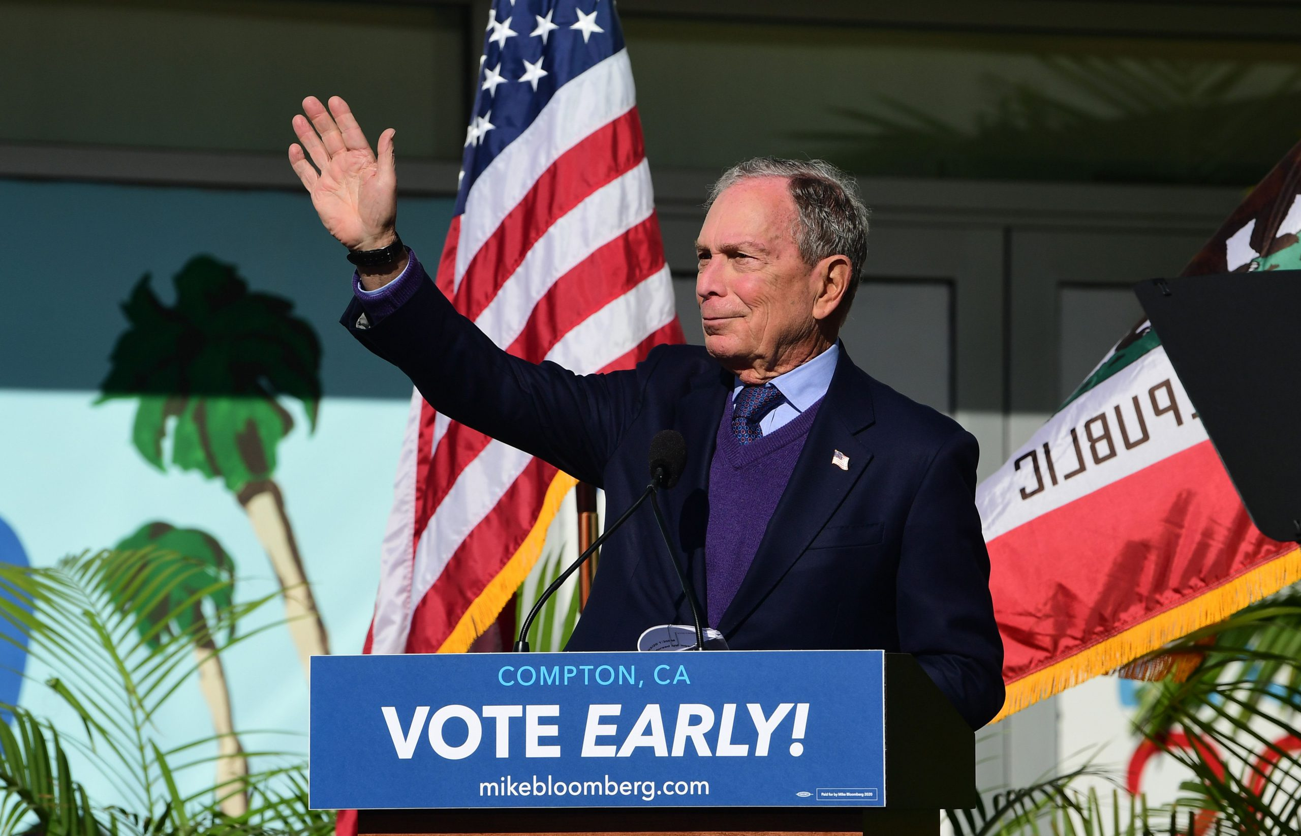 Mike Bloomberg has a rocky history with unions – here's how it could affect the Democratic primary campaign