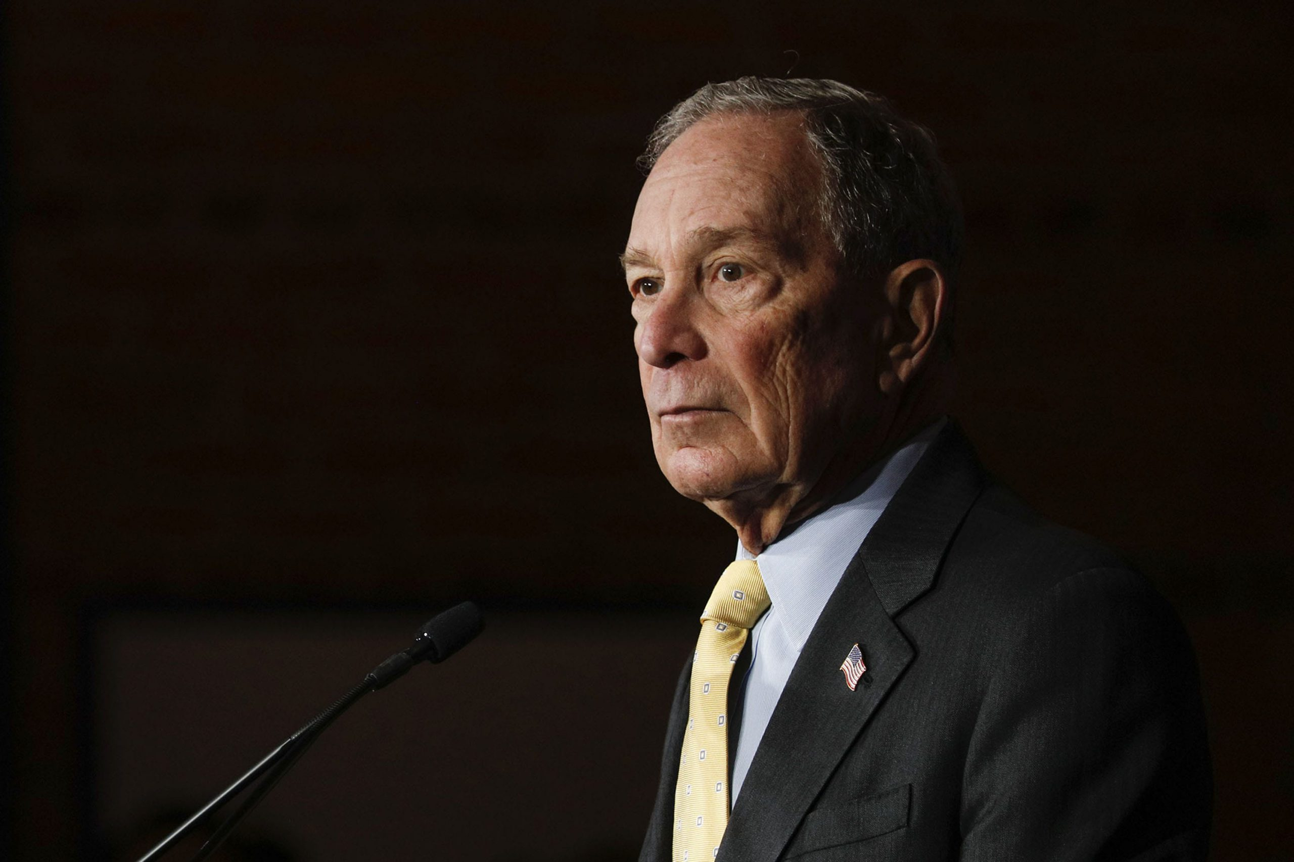 Bloomberg botches tax return question in Democratic debate: 'I can't go to TurboTax'