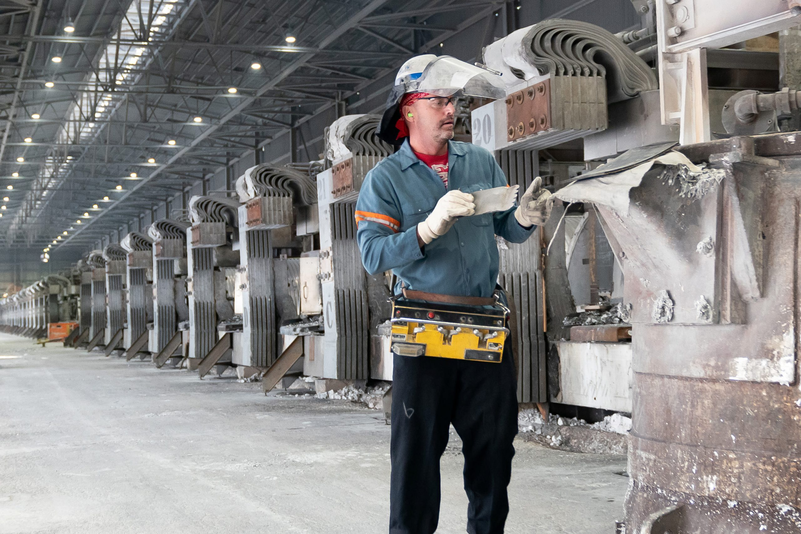 America's manufacturing recession looks like it could be over