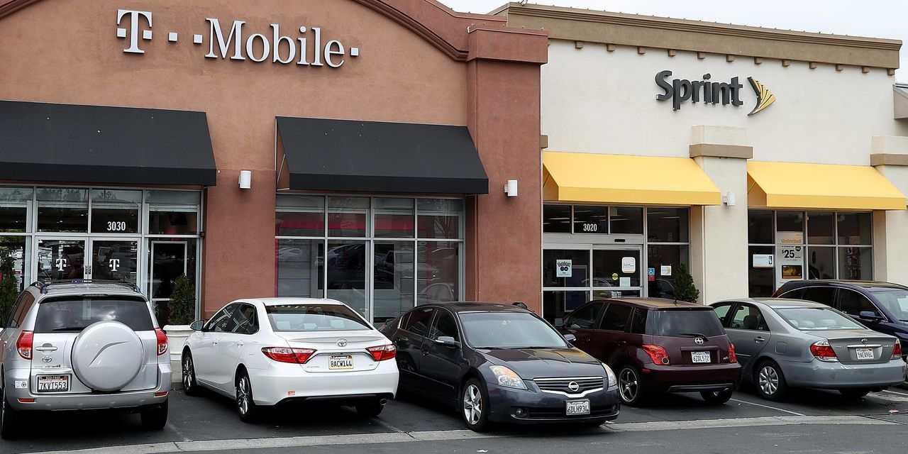 Sprint, T-Mobile Near Agreement on New Merger Terms
