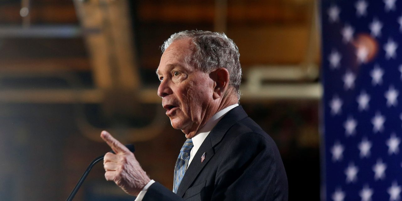 Bloomberg Offers to Release Three Women From Nondisclosure Agreements