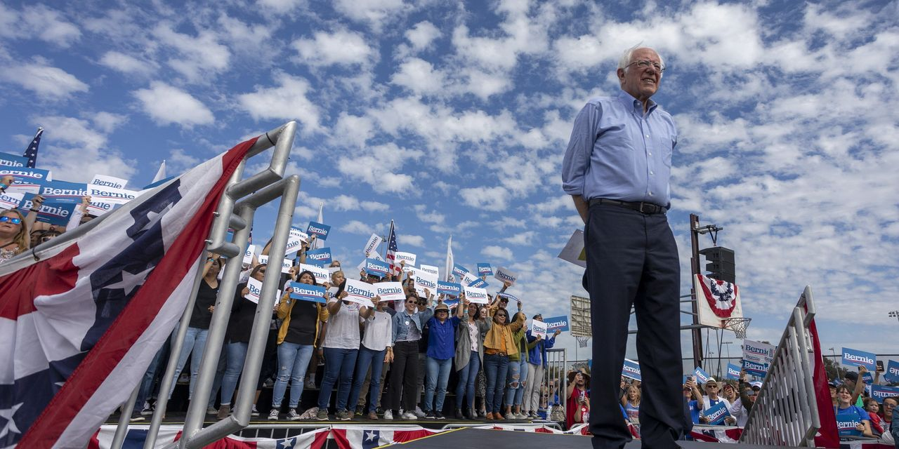 Bernie Sanders Was Warned Russia Is Trying to Boost His Presidential Campaign