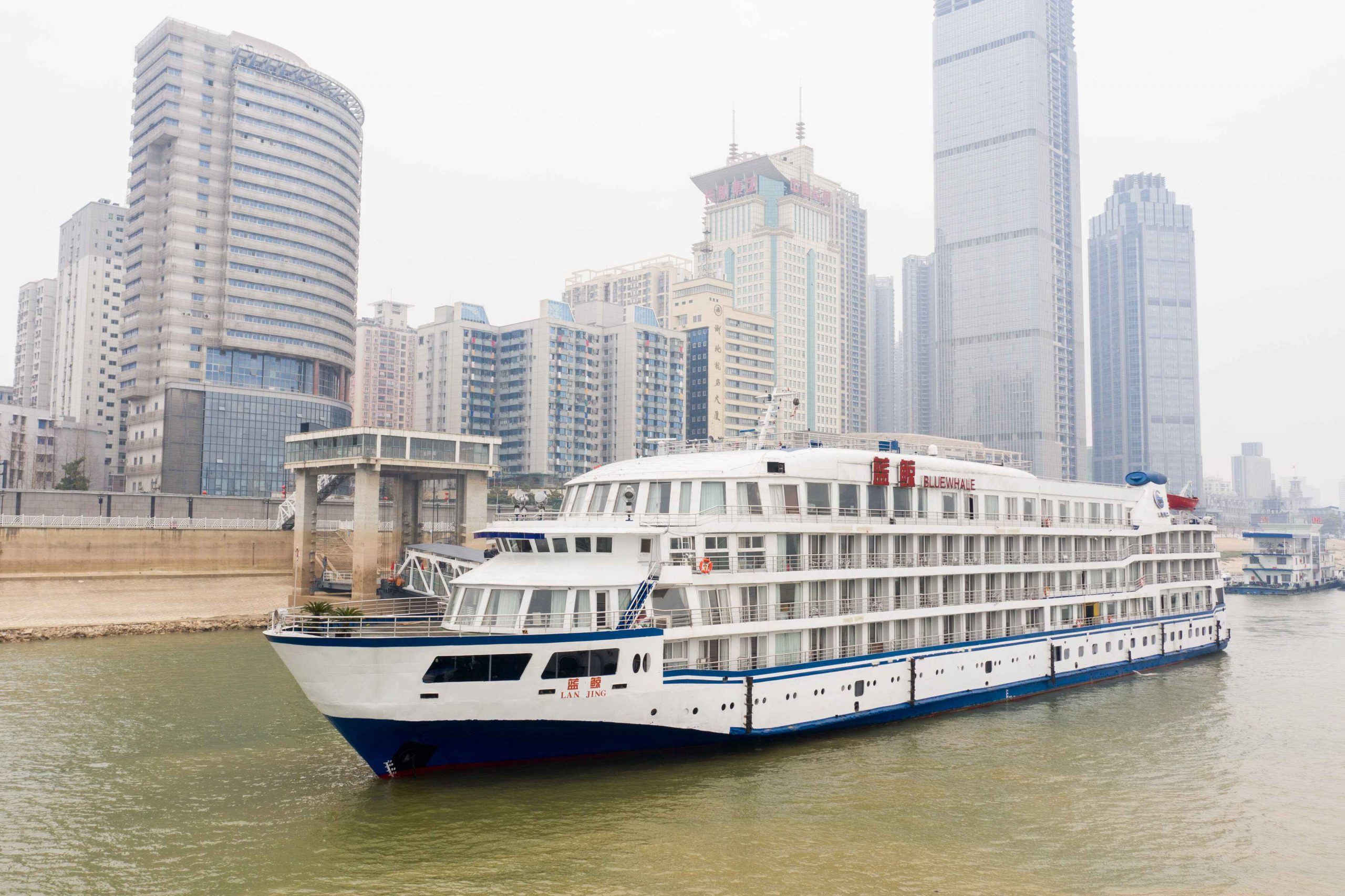 China brings in seven cruise ships to house Wuhan medical workers, state media reports