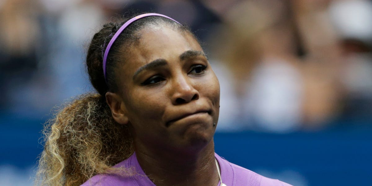 Serena Williams discusses balancing her career with being a mom