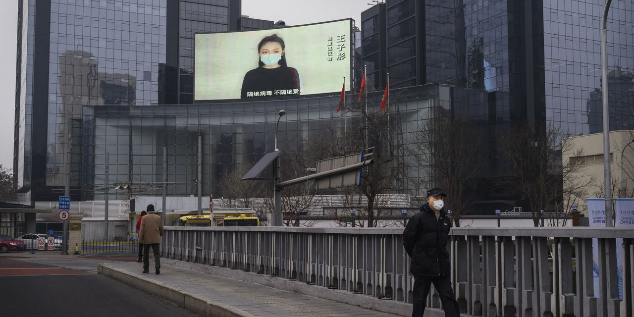 With Migrant Workers in Limbo, Part of China's Economy Is Stalled