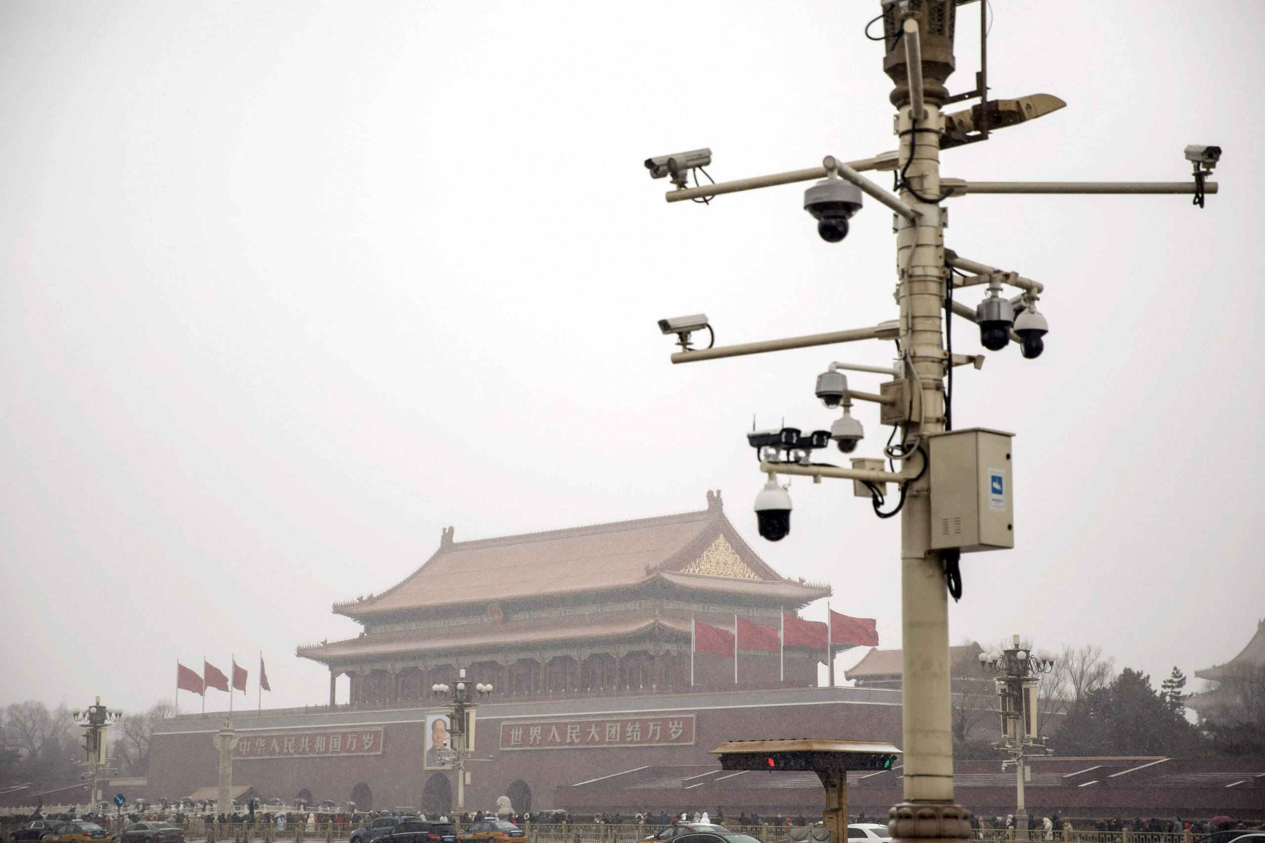 Coronavirus could be a 'catalyst' for China to boost its mass surveillance machine, experts say