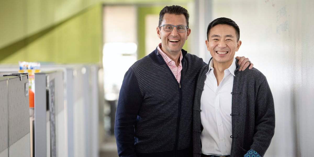 Intuit's acquiring Credit Karma will help both companies grow faster, its CEOs say
