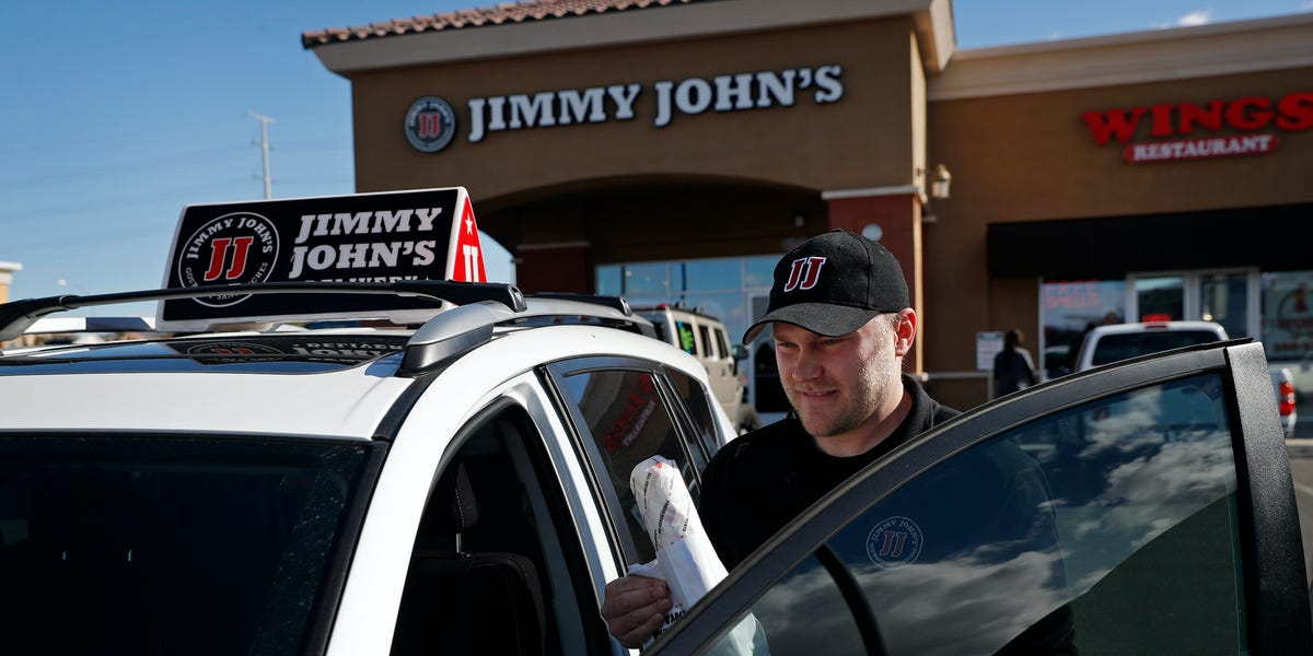 FDA accuses Jimmy John's of selling food linked to illness outbreaks