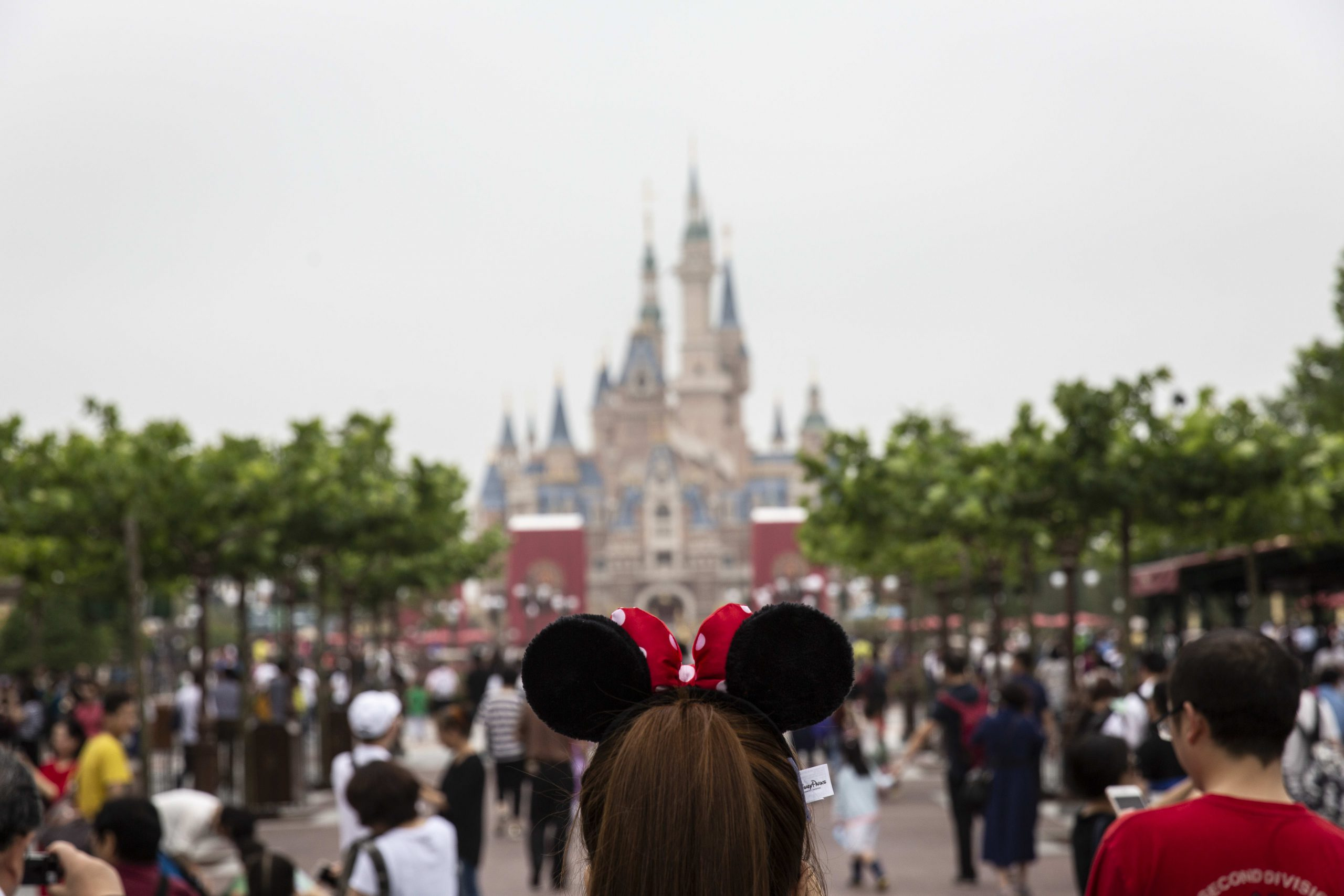 Buying Disney here as a long-term play 'makes sense to me,' Jim Cramer says
