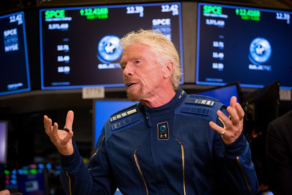 Here are the biggest analyst calls of the day: Virgin Galactic, Biogen, Square, Southwest & more