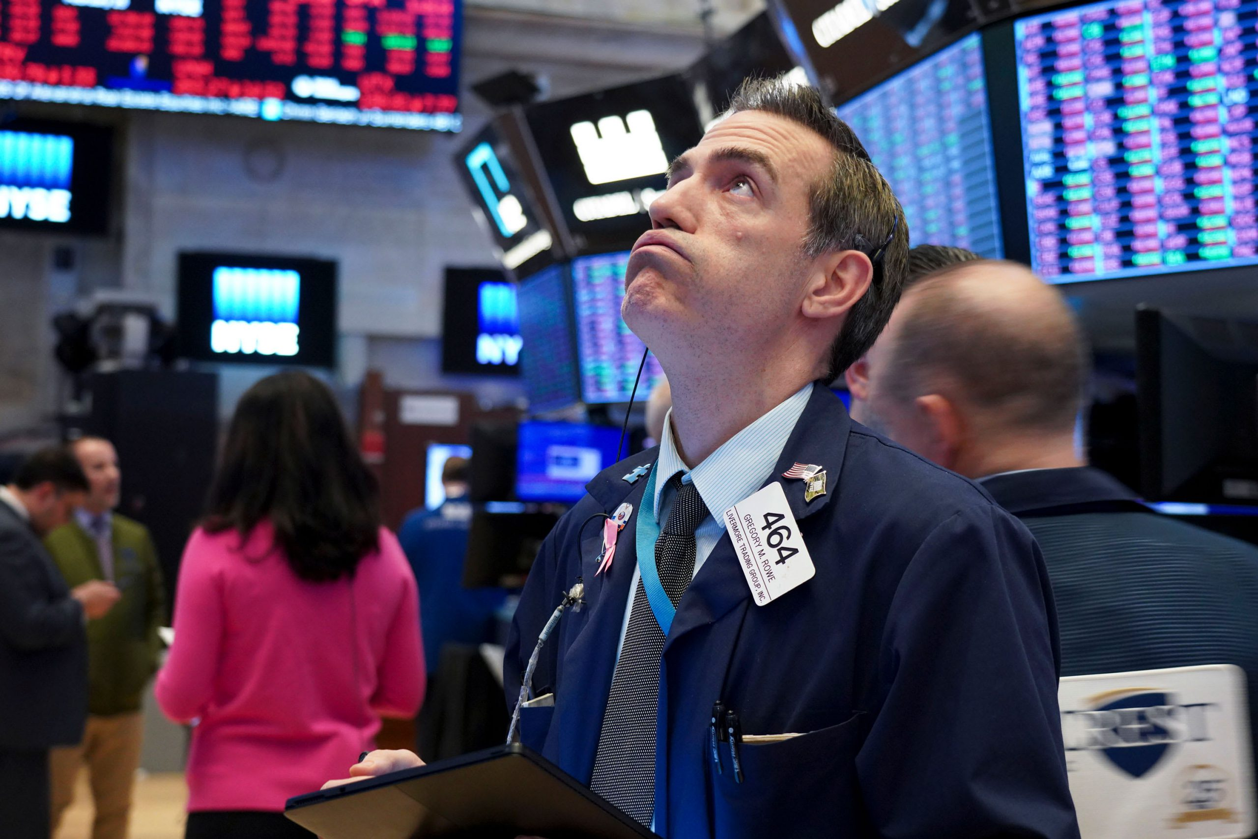 Stock market live updates: Stock futures point to 1% drop at the open