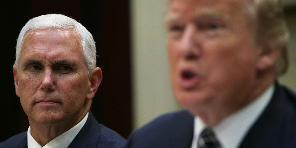 Pence will have control over government information about coronavirus