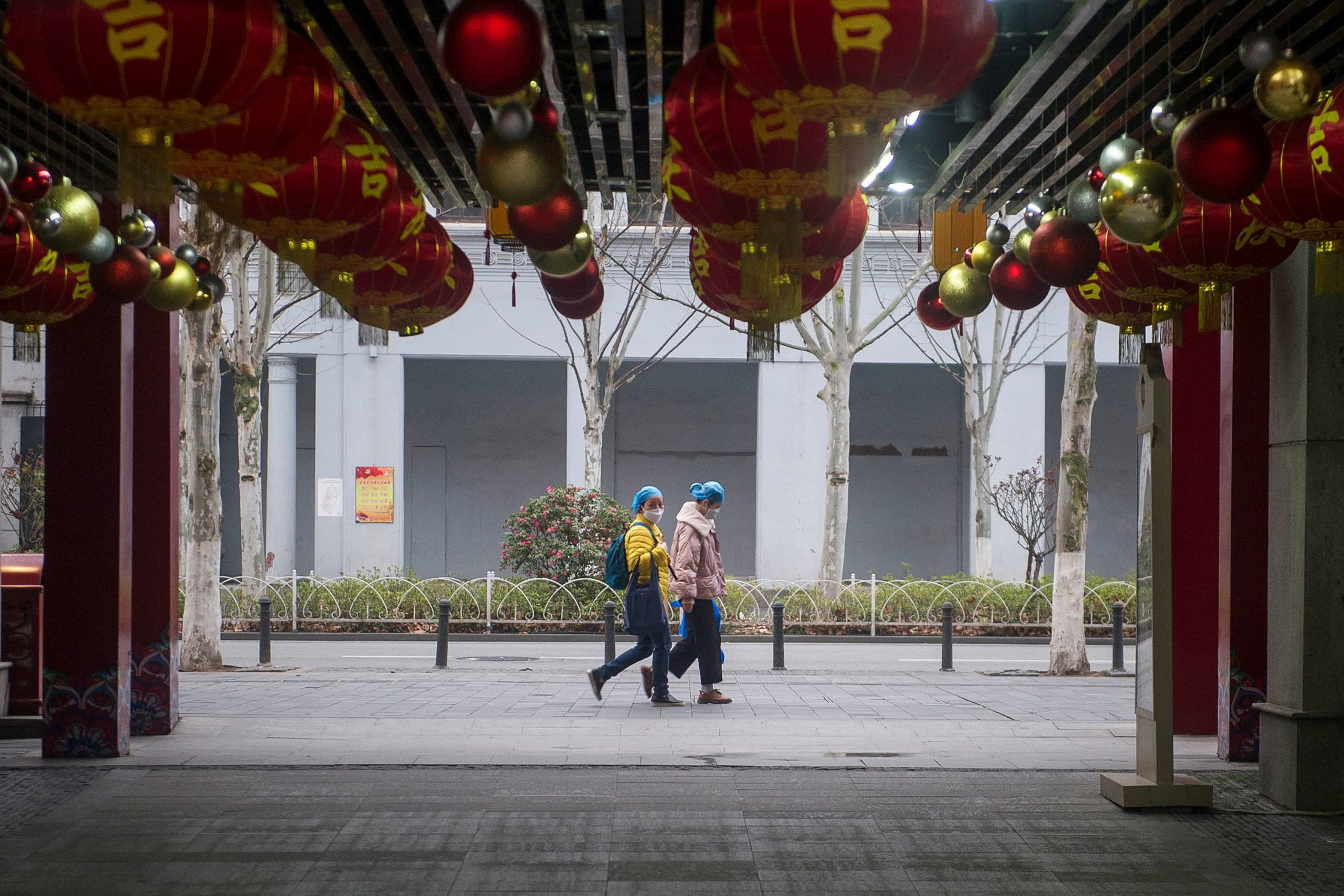 The coronavirus outbreak may have a two-quarter hit on China's economy, says Stephen Roach