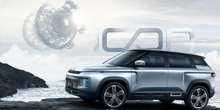Chinese car company Geely creates filtration system for coronavirus