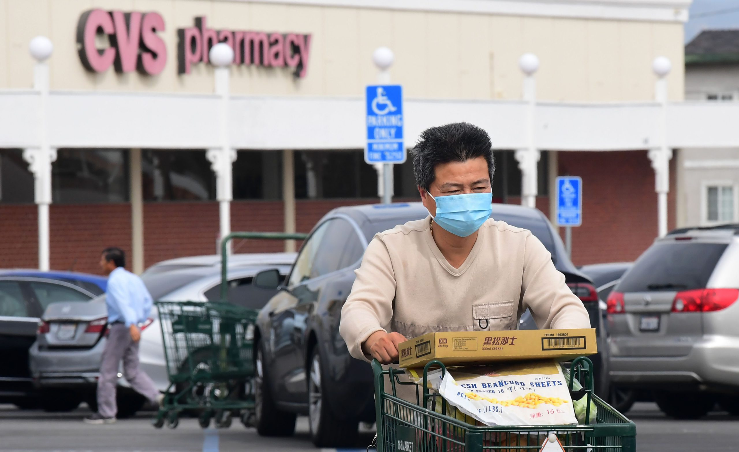 New coronavirus case in California is 'evidence of community transmission,' county health officials say