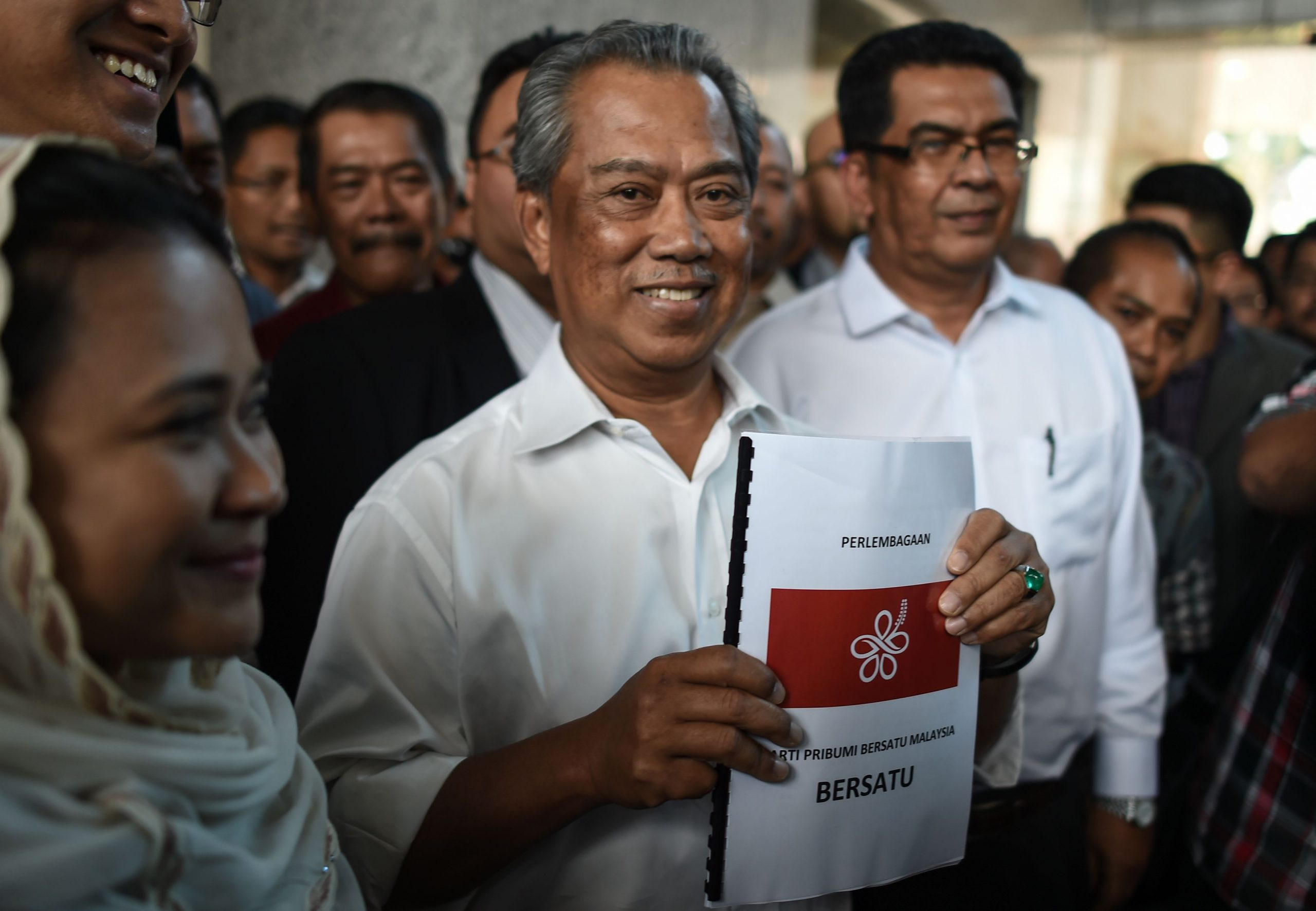 Malaysia's Muhyiddin named PM in shock that sidelines old rivals