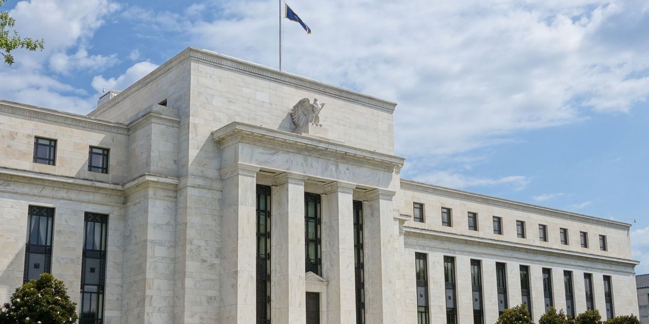 Federal Reserve Cuts Interest Rates By Half Percentage Point