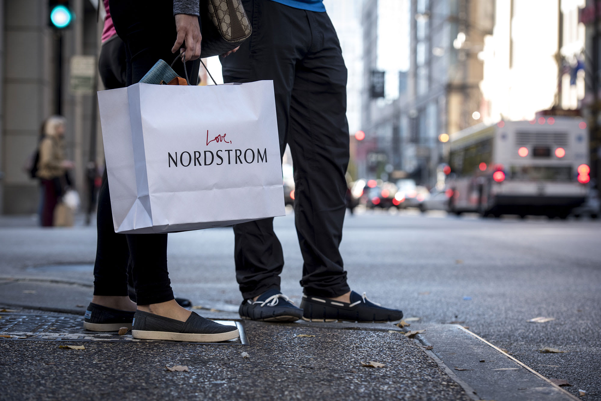 Stocks making the biggest moves after hours: Nordstrom, HPE, Ambarella and more